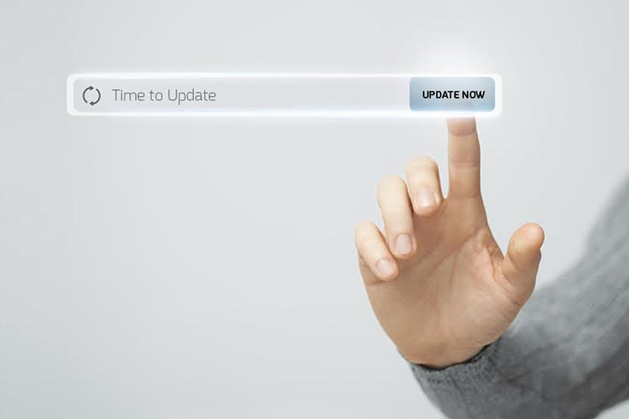 Importance of Updating your Website